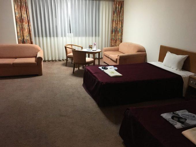 砺波ダイワロイヤルホテル部屋
